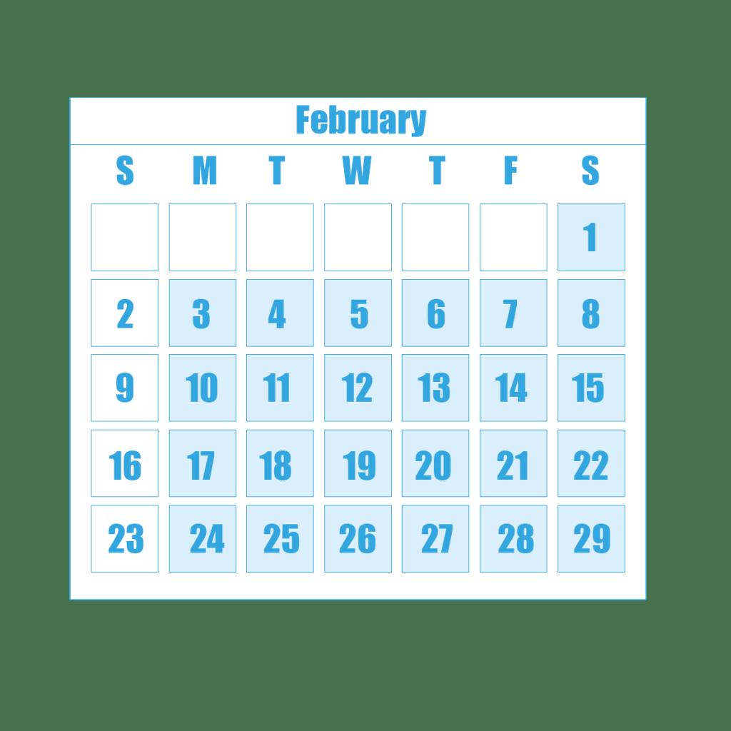 New Term Dates 2