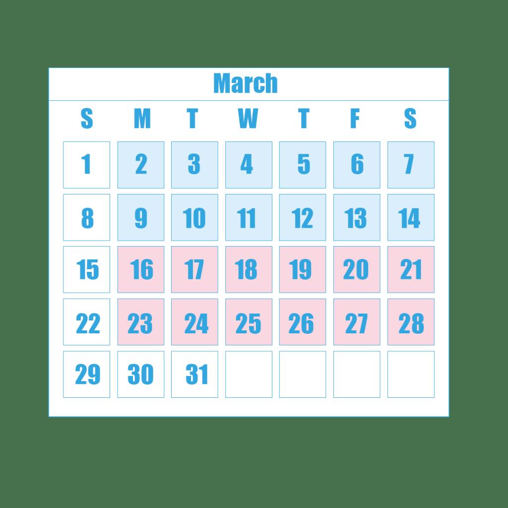New Term Dates 3