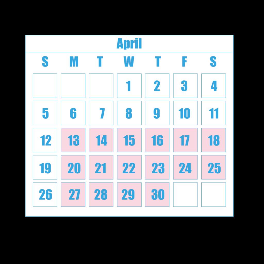 New Term Dates 4