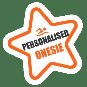 Personalised Onesie